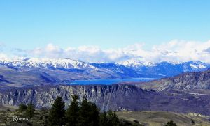 Lake Chelan by TRunna
