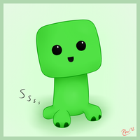 Baby Creeper by redwire99