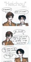 Heichou, please. by MeilaKirschtein