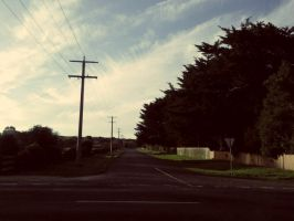 Street to Nowhere by ValeryParker
