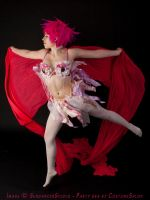 Valentines Party Bra Dance by CostumeSalon