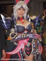 HK AGS 2012 - Monster Hunter by leekenwah