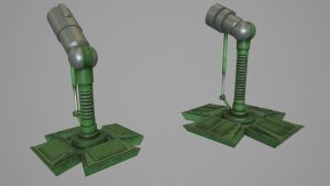 Starbug Legs 01 by IDW01