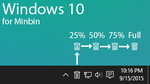 Windows 10 Theme for MinBin by SimplexDesignsART