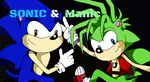 Sonic and Manic by DonatelloHawkx