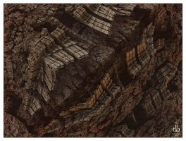 Rotting Wood by bluefish3d