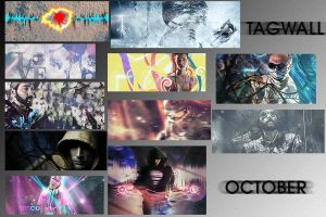 Tagwall october by NaZiiTo
