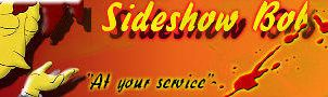 Sideshow Bob Banner by VotrePoison