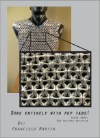 Don Quixote Recycled Chainmail by FranciscoMartin