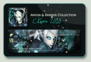 Avatar and Banner Collection 1 by X-Lydeck