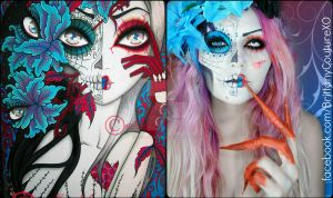 CallowLily Makeup by BrittanyCouture