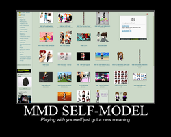 _DP_ MMD Self models by xXHIMRXx