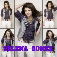 Selena Gomez Photoshoot by Saposita