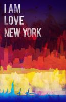 I am Love New York by s-rae