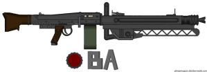 Barracuda Arms MG42 by Northern-Dash