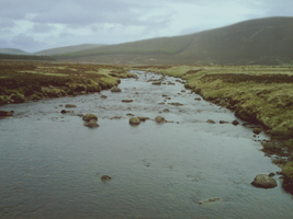 Scottish River by MyannaRose