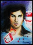 My Damon Salvatore by yarianna