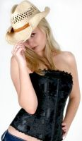 Cowgirl by KatPhoto