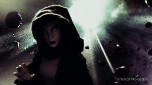 Asajj Ventress - The Darkness Of The Force by tribalcast