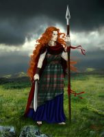Boudicca by cynchick