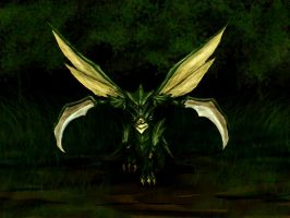 Scyther by HaXonFangs