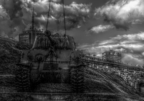 HDR Tank by ShadowAether