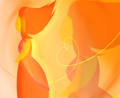 Flame Princess by kittyzoey