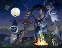 A Prayer to Memory by jasinski