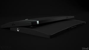 Sony Xperia S - render 3 by RatchetHD