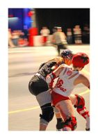 houston roller derby 195 by JamesDManley