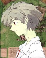 Kaworu by Zoe-sp
