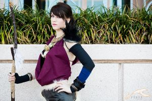 MetroCon 2012 - Dragon Age | Morrigan by elysiagriffin