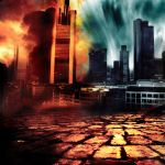 City of flames by nikz09mia