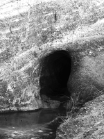 The Hole In The Wall Steamboat Ditch Reno NV by peterbru
