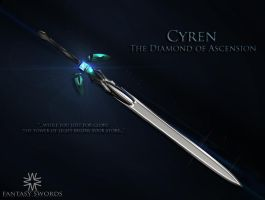 Cyren, The Diamond of Ascension by Wayanoru