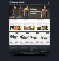 Fashion Ecommerce site by pcpsk59