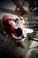 REVY - BLACK LAGOON cosplay by Daisy-Cos