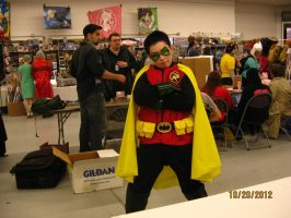 Robin Cosplayer at AAC by PsychoBabble192