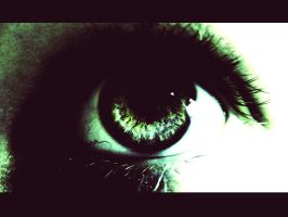 Green Eye by candarama