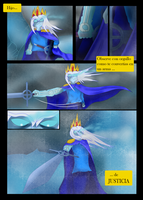 Adventure Time - Wrath of The Ice Prince 3 Part by nicotrece