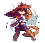 Apricolor by foxlett