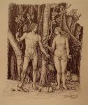 Adam and Eve Reproduction by ConflagrationKid