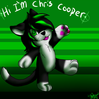 Hi I'm Chris Cooper by Mariatiger