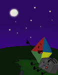 Object Overload: Stargazing by 11111111211123