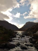 The Gap of Dunloe by IrishWandering