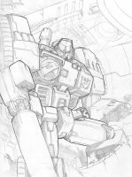 war within megatron by beamer