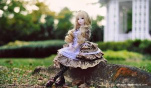 BJD - Garden of Dream by vaxzone