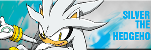 Silver The Hedgehog Signature by Dingo-Sniper