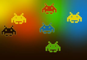 Space Invaders by TXTCLA55