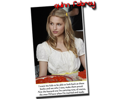 Quinn Fabray - gLee by leandruskis
